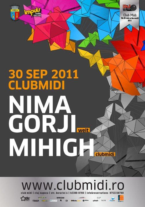 Nima Gorji / Mihigh @ Club Midi