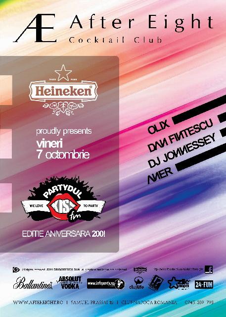 Partydul Kiss FM – editia 200