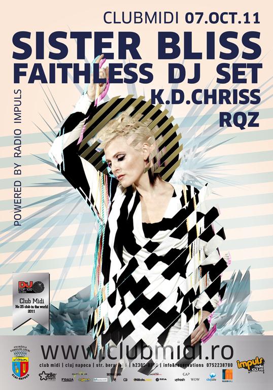 Sister Bliss (Faithless) @ Club Midi