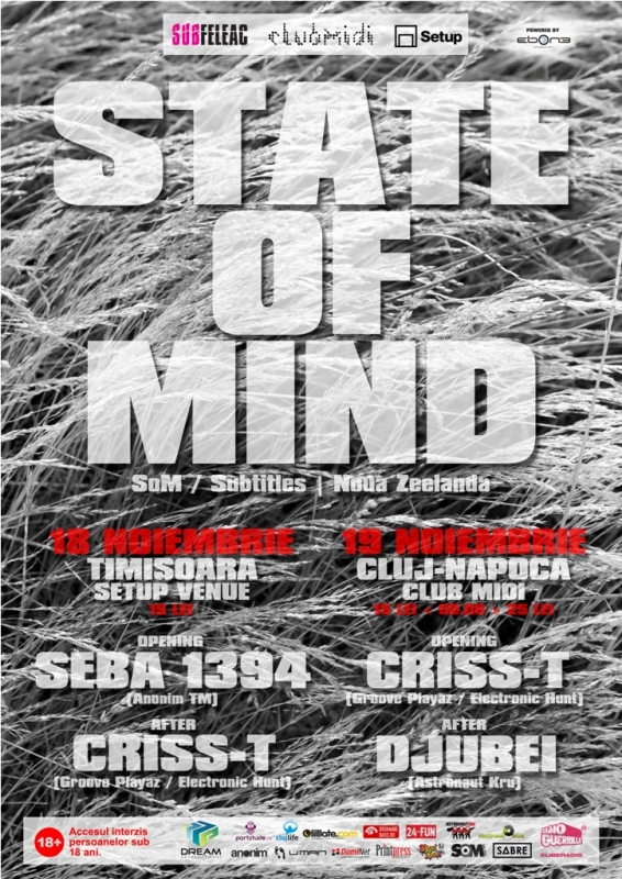 State of Mind @ Club Midi