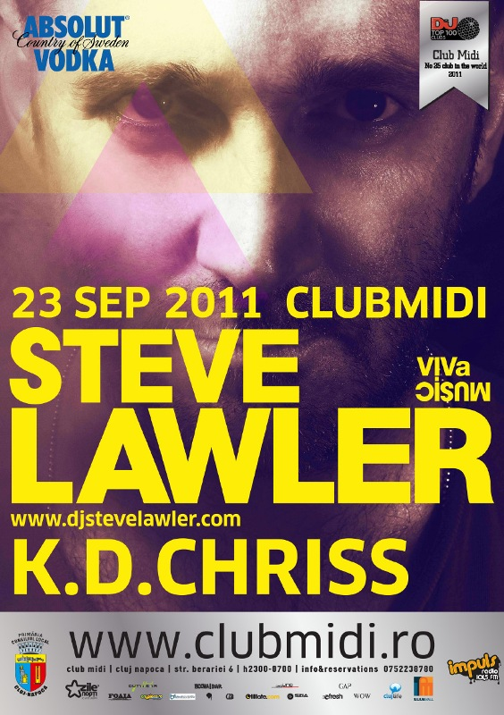 Steve Lawler / K.D.Chriss @ Club Midi