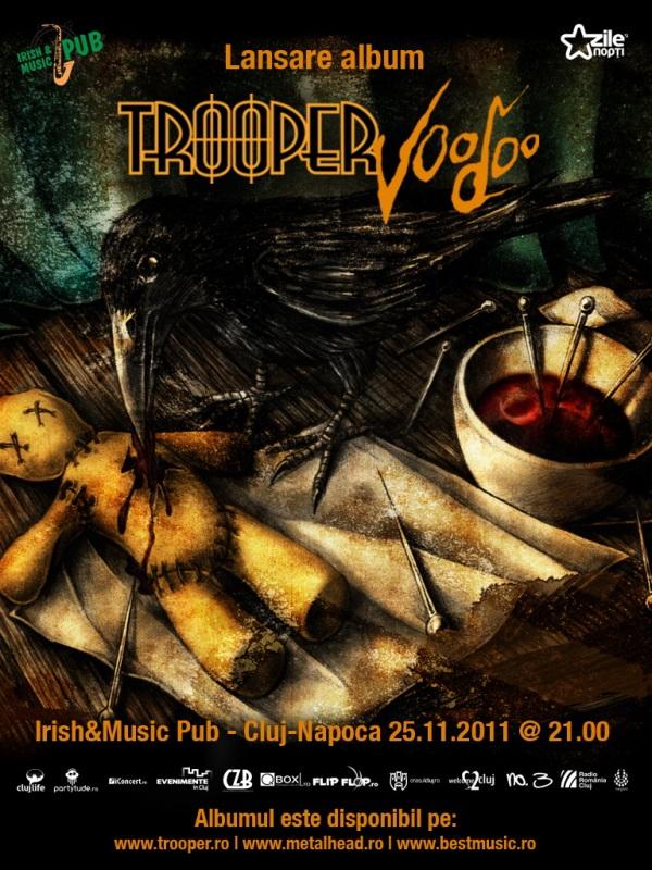 Trooper @ Irish & Music Pub