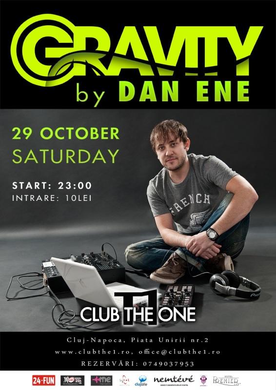 Dan Ene @ Club The One