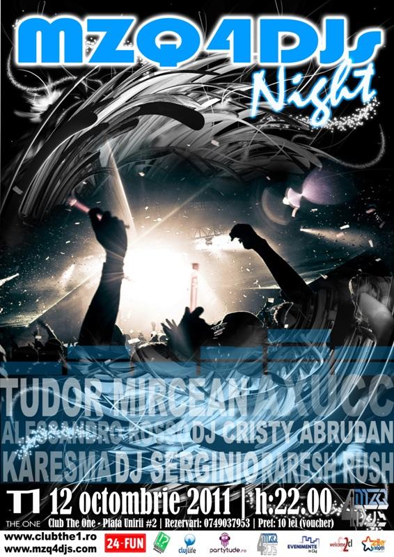 MZQ4DJs Night @ Club The One