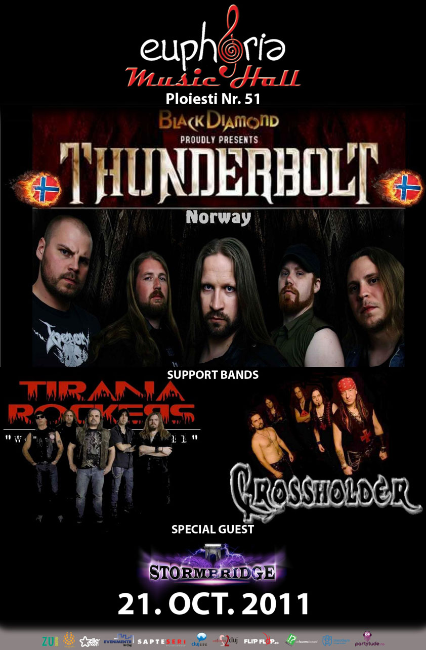 Thunderbolt @ Euphoria Music Hall