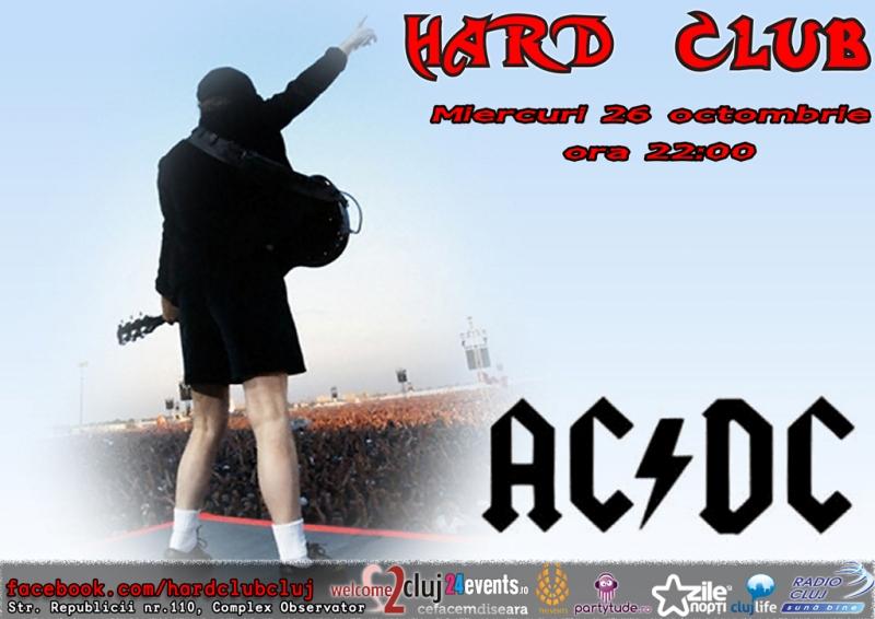 Videoproiectie: AC / DC @ Hard Club
