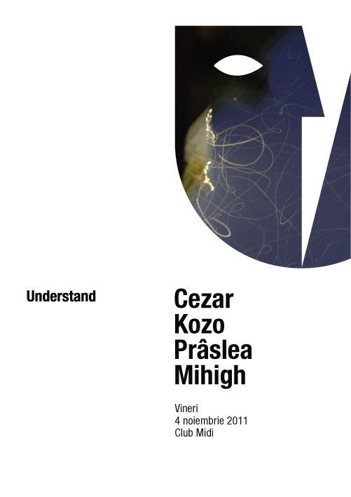 Cezar / Kozo / Praslea / Mihigh @ Club Midi