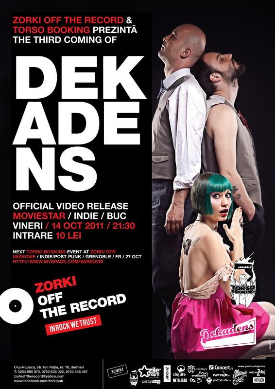 Dekadens @ Zorki Off the Record