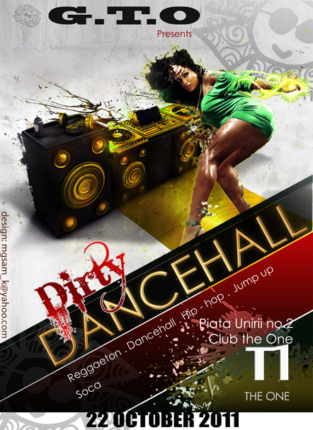 Dirty Dancehall @ Club The One