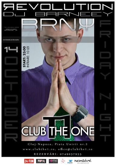 DJ Barneey @ Club The One