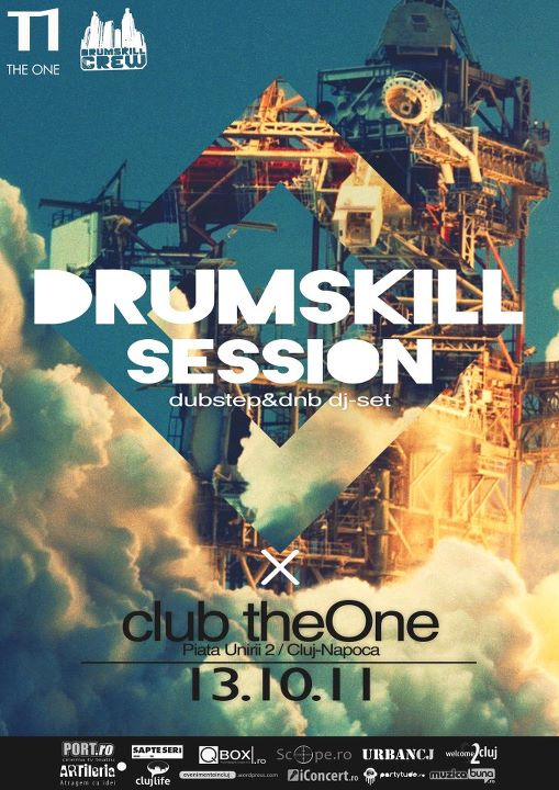 Drumskill Session @ Club The One