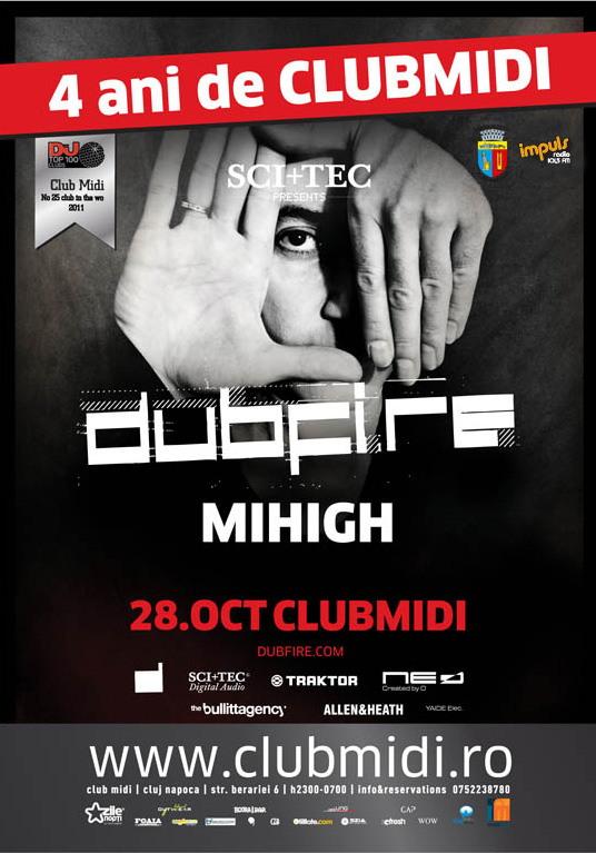 Dubfire @ Club Midi