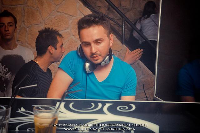 Poze: Emil Lassaria @ Club The One