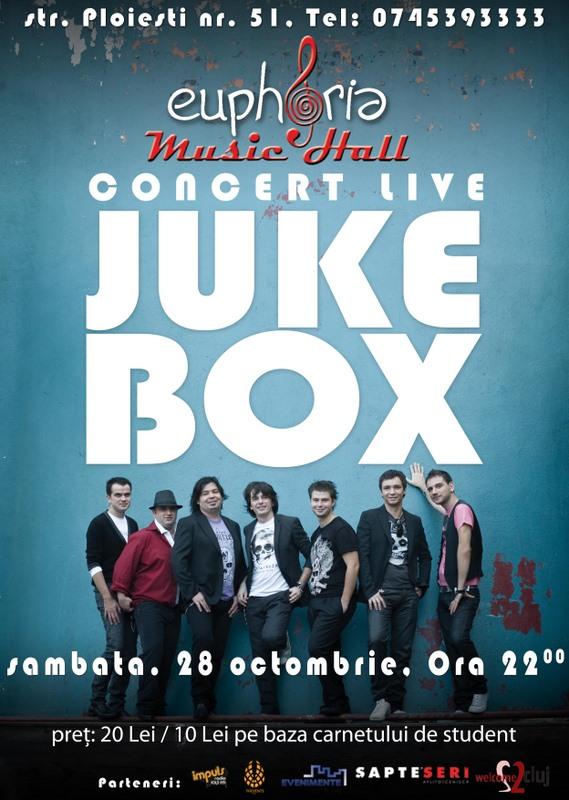 Jukebox @ Euphoria Music Hall