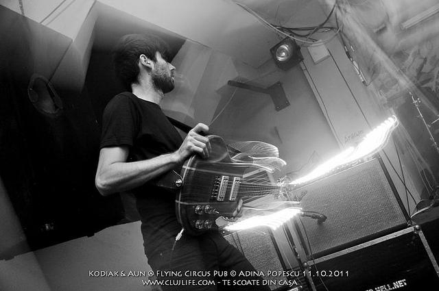 Poze: Kodiak & AUN @ Flying Circus Pub