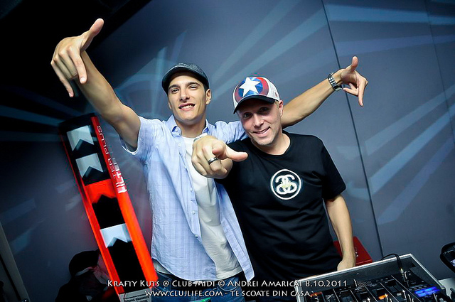 Poze: Krafty Kuts @ Club Midi