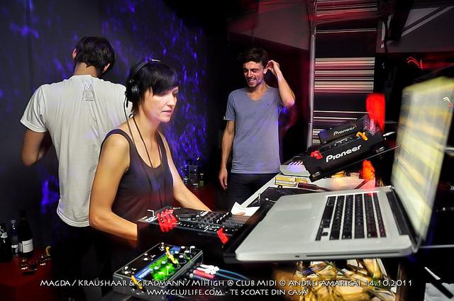 Poze: Magda / Kraushaar & Gradmann / Mihigh @ Club Midi