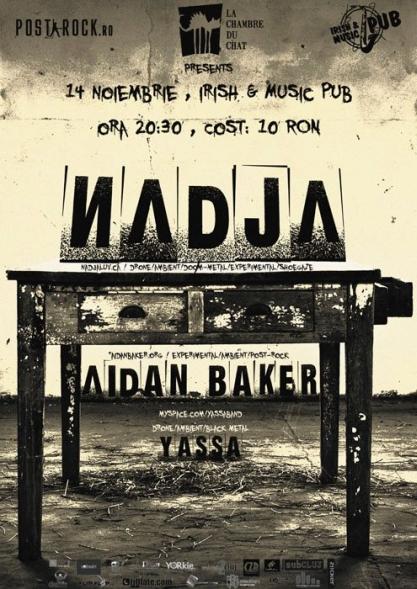 Nadja @ Irish & Music Pub