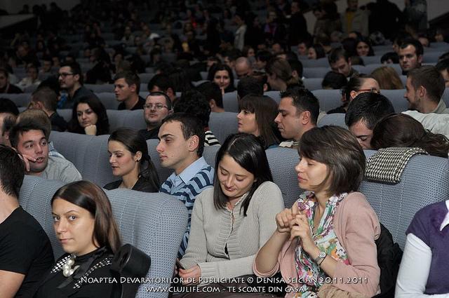 Poze: Noaptea Devoratorilor de Publicitate 2011