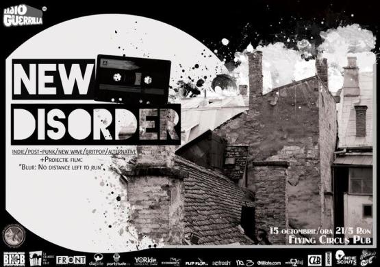 New Disorder @ Flying Circus Pub