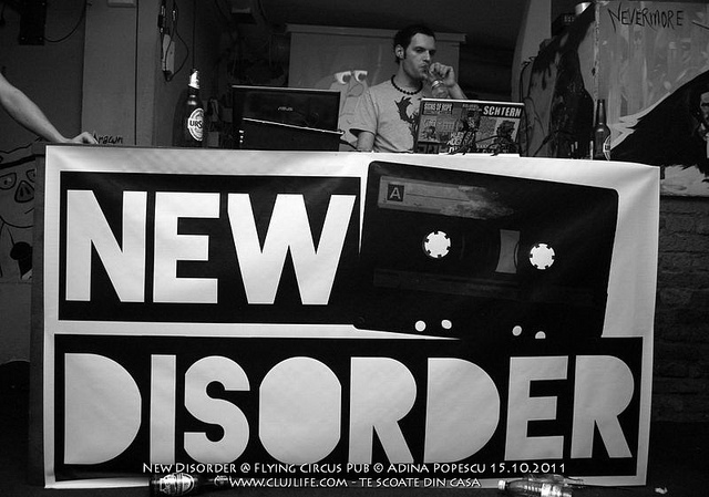 Poze: New Disorder @ Flying Circus Pub