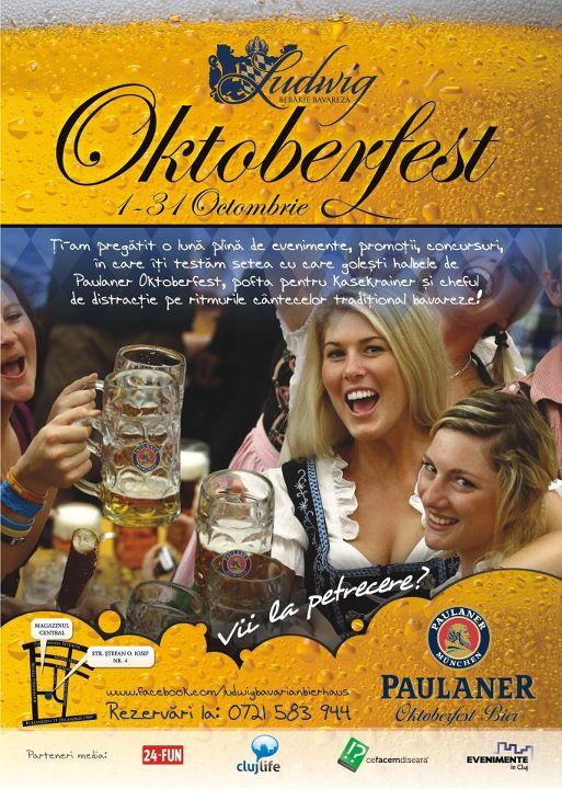 Oktober Fest @ Ludwig Bavarian Bierhaus