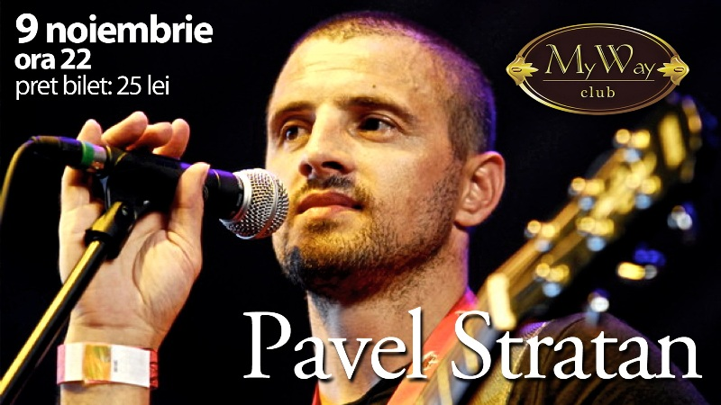 Pavel Stratan @ Club My Way