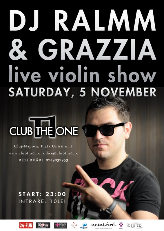 Rallm & Grazzia @ Club The One