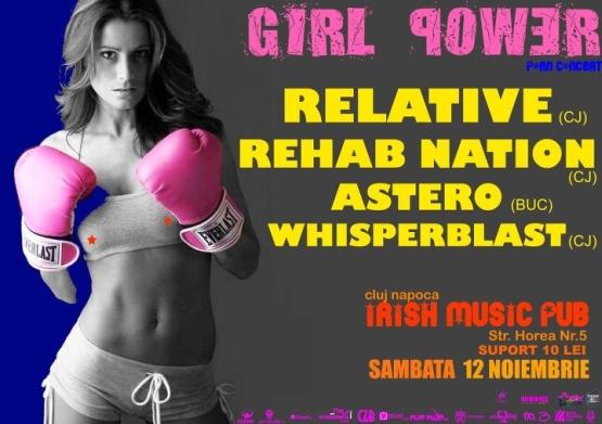 Girl Power @ Irish & Music Pub