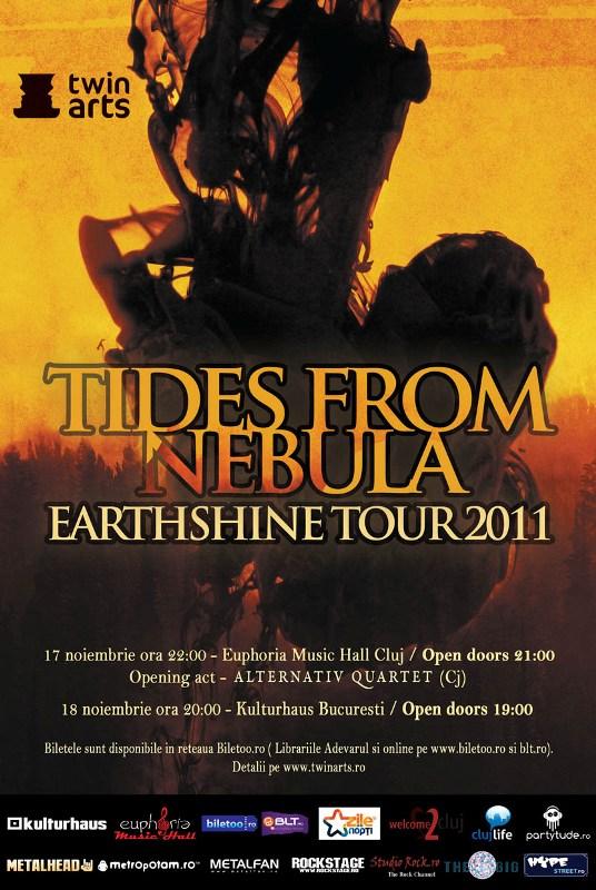 Tides from Nebula @ Euphoria Music Hall