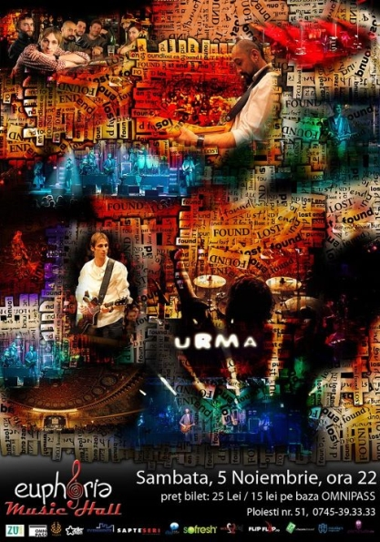Urma @ Euphoria Music Hall