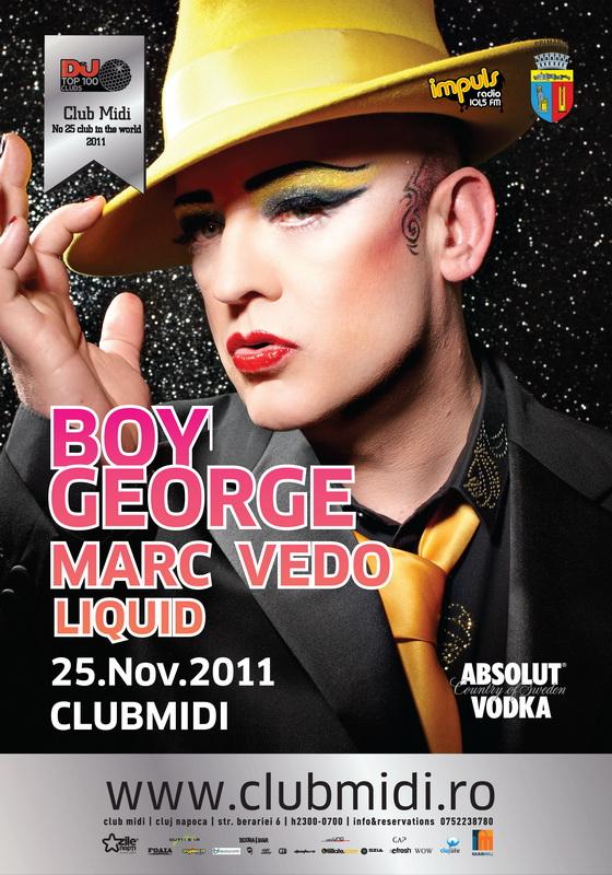 Boy George @ Club Midi
