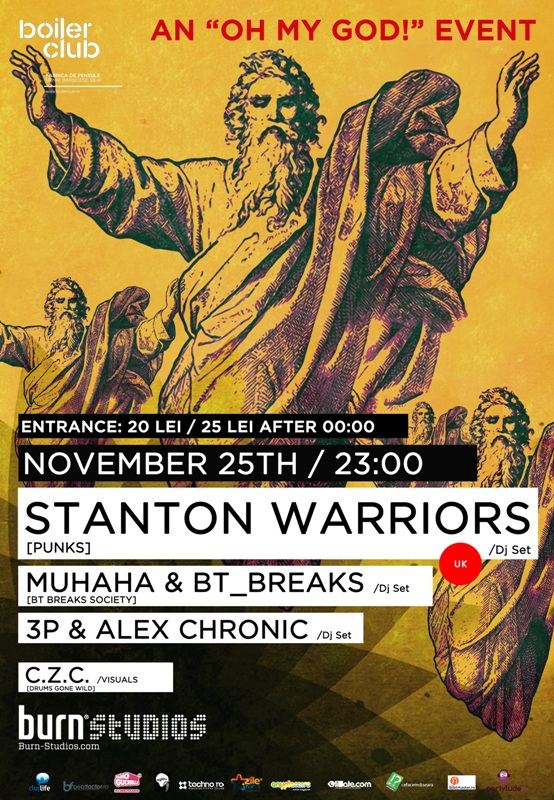 Stanton Warriors @ Club Boiler