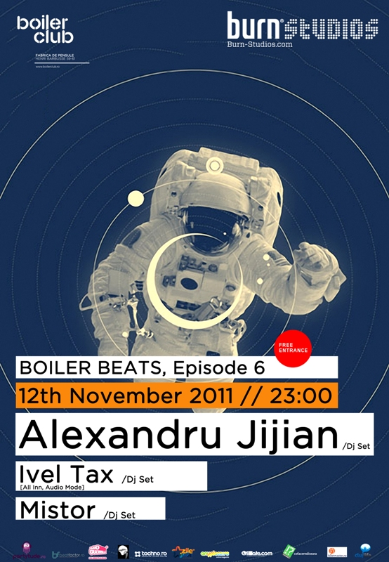 Alexandru Jijian @ Club Boiler