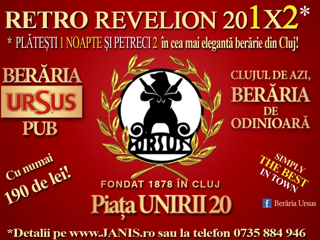Revelion 2012 @ Beraria Ursus