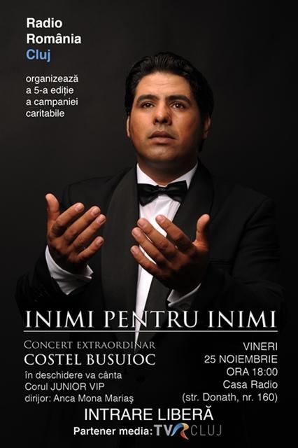 Inimi pentru Inimi @ Radio Cluj