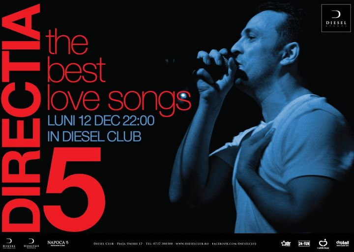 Directia 5 – The best love songs