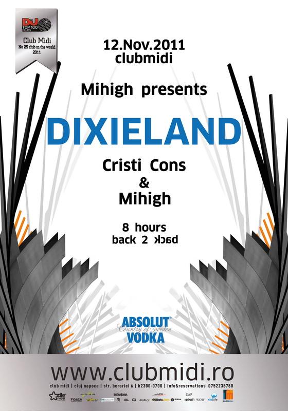 Dixieland @ Club Midi