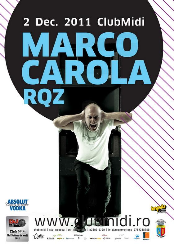 Marco Carola @ Club Midi