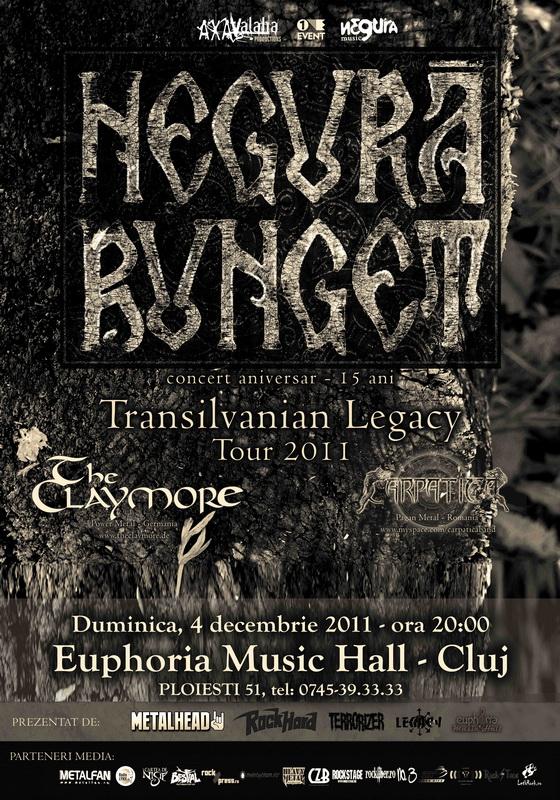 Negura Bunget @ Euphoria Music Hall