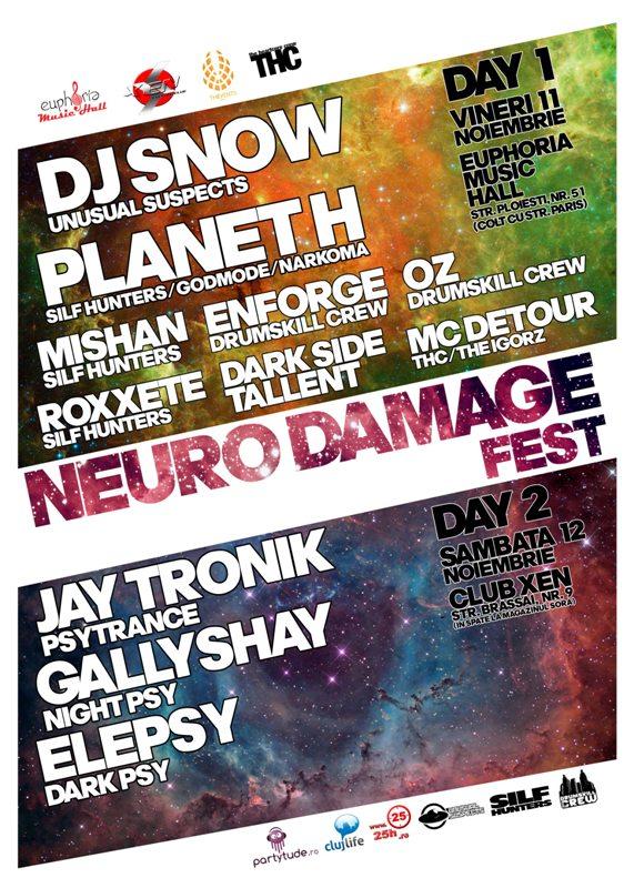 Neuro Damage Fest
