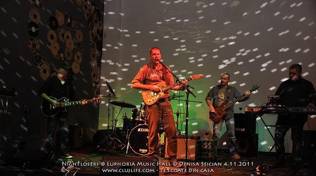 Poze: Nightlosers @ Euphoria Music Hall