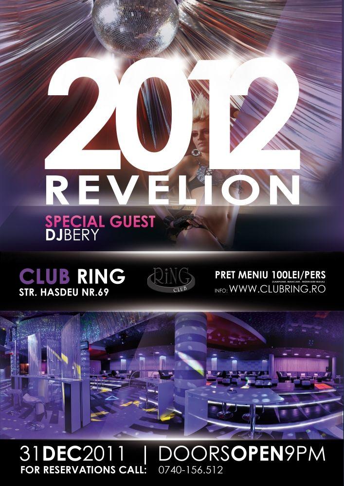 Revelion 2012 @ Club Ring