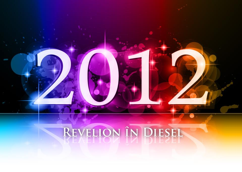 Revelion 2012 @ Club Diesel