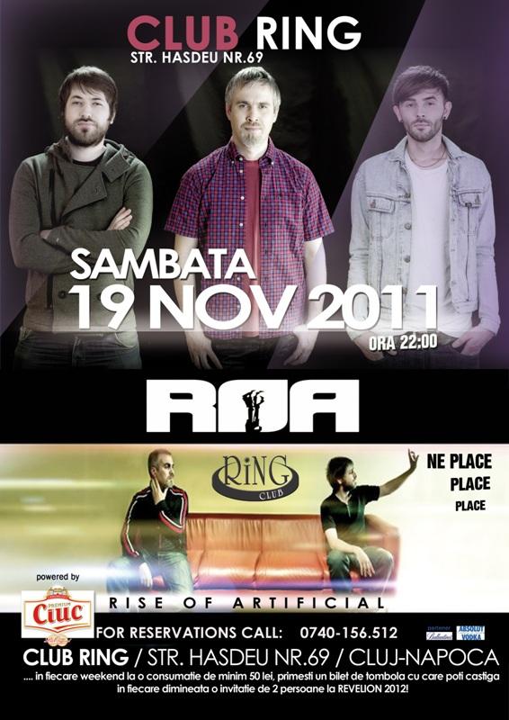 ROA @ Club Ring