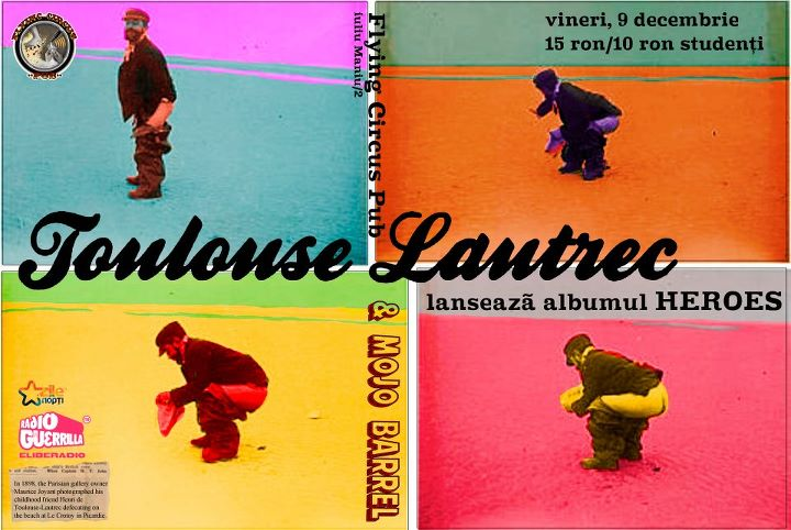 Toulouse Lautrec @ Flying Circus
