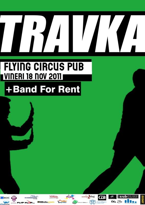 Travka @ Flying Circus Pub