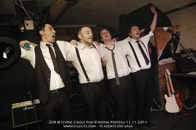 Poze: ZOB @ Flying Circus Pub