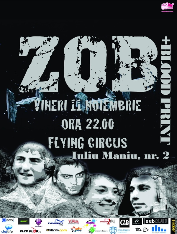 ZOB @ Flying Circus Pub