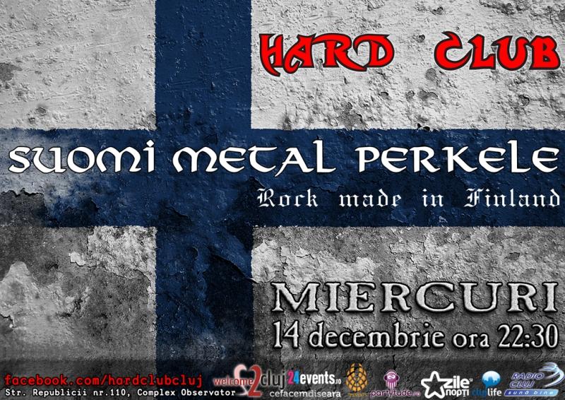 Suomi Metal Perkele